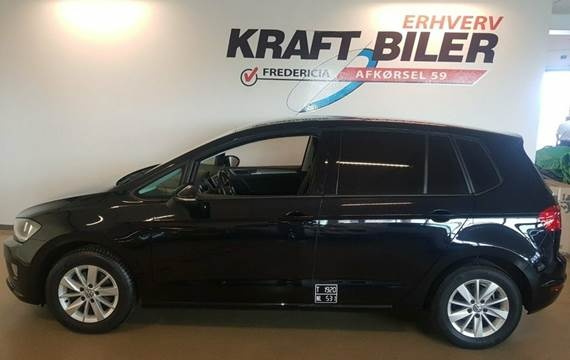 VW Golf Sportsvan TDi 110 Comfortline BMT 1,6