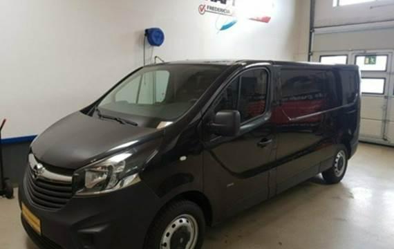 Opel Vivaro CDTi 125 Edition L2H1 1,6