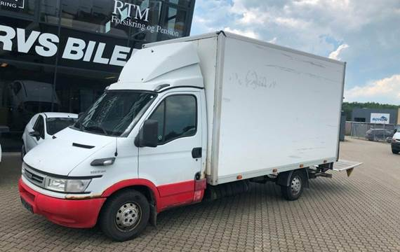 Iveco Daily 35S17 Alukasse 3,0
