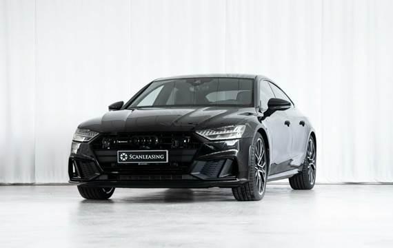 Audi A7 TDi SB quattro Tiptr.