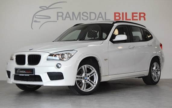 BMW X1 xDrive20i aut. 2,0