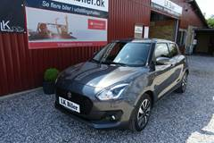 Suzuki Swift Dualjet Exclusive SHVS 1,2