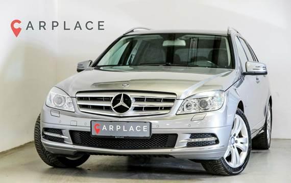 Mercedes C200 CGi Avantgarde stc. aut. 1,8
