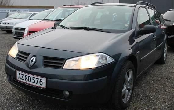 Renault Megane II dCi 100 Expression Comfort stc 1,5
