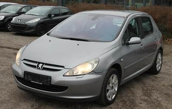 Peugeot 307 HDi 2,0