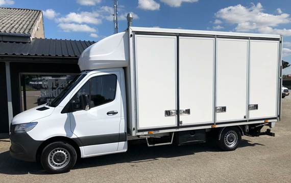 Mercedes Sprinter 316 Alukasse m/lift aut. 2,2
