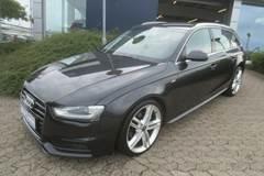 Audi A4 TDi 136 S-line Avant 2,0