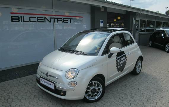 Fiat 500 Lux 1,2