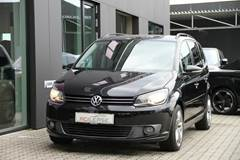 VW Touran TDi 140 Comfortline DSG 7prs 2,0