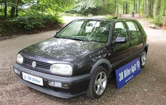 VW Golf GL  5d 1,8