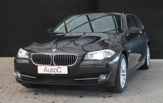 BMW 525d Touring aut. 2,0