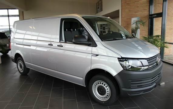 VW Transporter TDi 150 Kassevogn lang 2,0