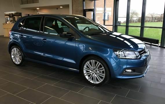 VW Polo TSi 150 BlueGT 1,4