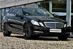 Mercedes E200 CDi Avantgarde stc. aut. BE 2,2