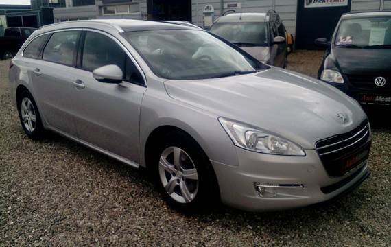 Peugeot 508 2,0 HDi 163 Active SW