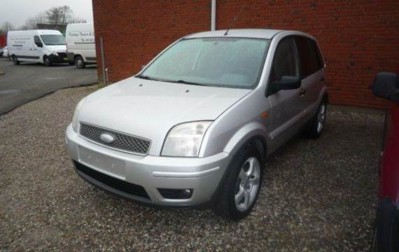 Ford Fusion TDCi Ambiente 1,4