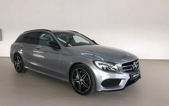 Mercedes C200 d AMG Line stc. 1,6