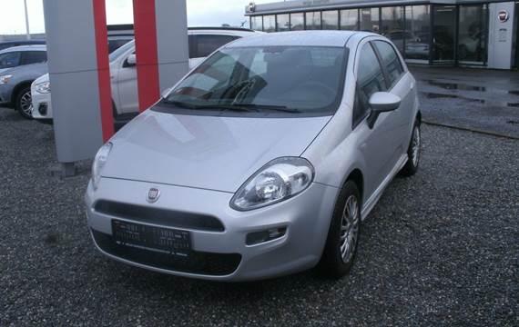 Fiat Punto TwinAir 100 Popstar 0,9