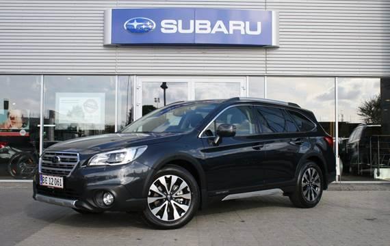 Subaru Outback D Summit CVT AWD 2,0