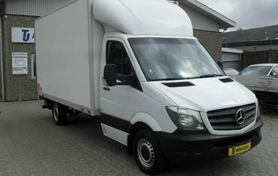 Mercedes Sprinter 316 CDi Alukasse m/lift 2,2
