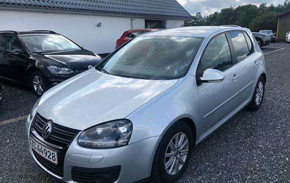 VW Golf V TDi 105 GT Sport 1,9