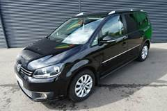 VW Touran TDi 140 Highline BMT 7prs 2,0