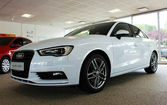 Audi A3 TFSi 125 Ambition S-tr. 1,4