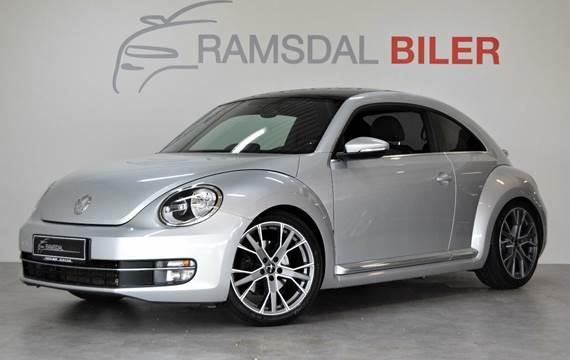VW The Beetle TSi 160 Design DSG 1,4