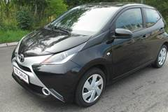 Toyota Aygo VVT-i x-change x-shift 1,0