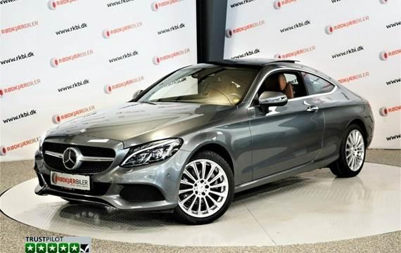 Mercedes C250 Coupé aut. 2,0