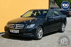 Mercedes C200 Avantgarde aut. BE 1,8