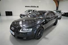 Audi A6 V8 quattro Tiptr. 4,2