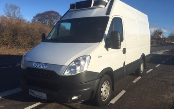 Iveco Daily 35S13 12m³ Kølevogn 2,3