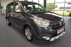 Dacia Lodgy 7 Sæder  DCi Stepway Start/Stop  1,5
