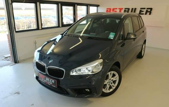 BMW 218d Gran Tourer 7prs 2,0