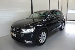 VW Tiguan TDi 150 Highline DSG Van 2,0