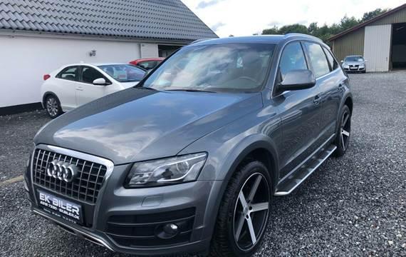 Audi Q5 TDi 143 quattro 2,0