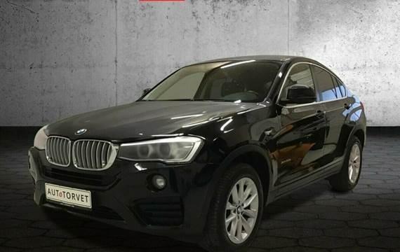 BMW X4 xDrive30d aut. Van 3,0