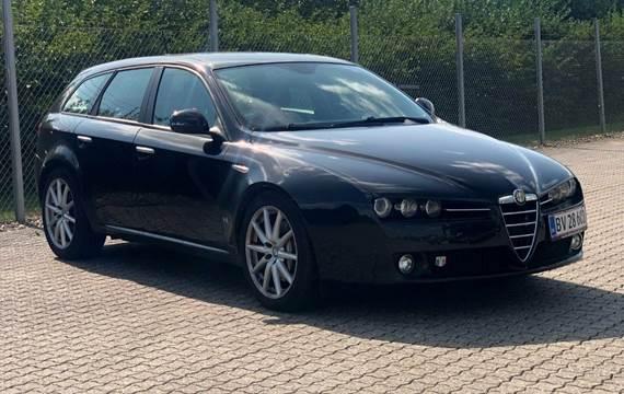 Alfa Romeo 159 V6 JTS Sportwagon aut. Q4 3,2