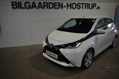 Toyota Aygo VVT-i x-play x-shift 1,0