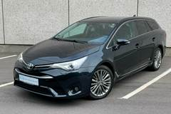Toyota Avensis D-4D T2 Executive TS 2,0