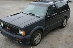 GMC Typhoon 4,3 V6 Turbo aut.