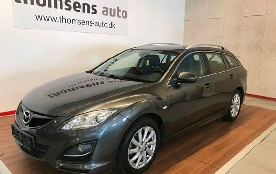 Mazda 6 Premium stc. 2,0
