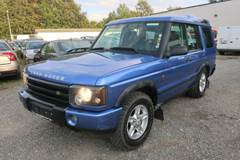 Land Rover Discovery Td5 2,5
