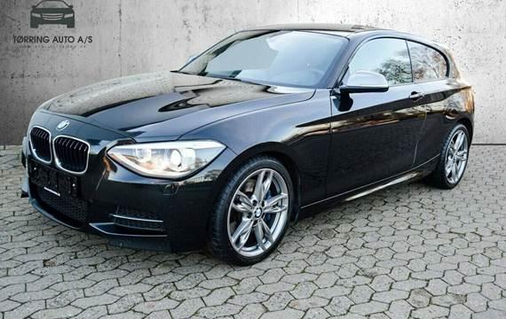 BMW M135i Sport aut. Van 3,0