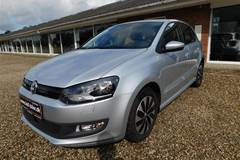 VW Polo BlueMotion  5d 1,0