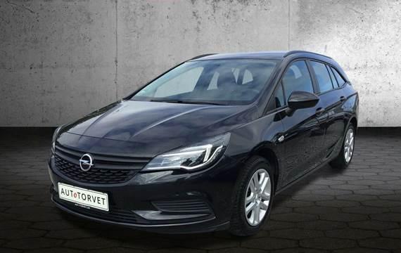 Opel Astra CDTi 95 Enjoy ST 1,6
