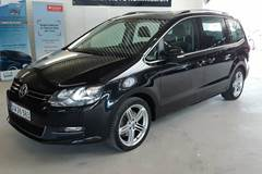 VW Sharan TDi 170 Highline BMT 2,0