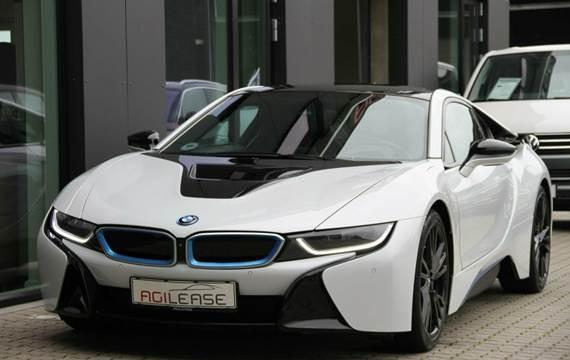 BMW i8 eDrive Coupé 1,5