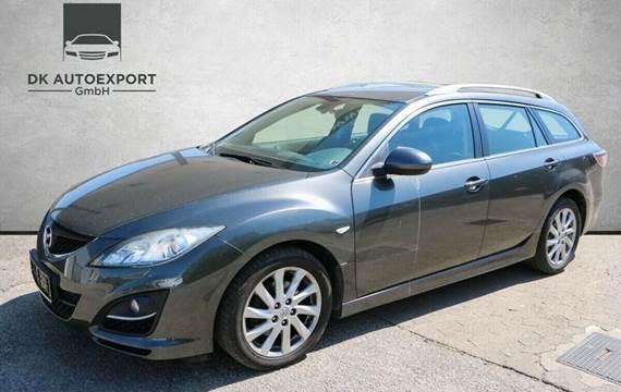 Mazda 6 DE 163 Advance stc. 2,2